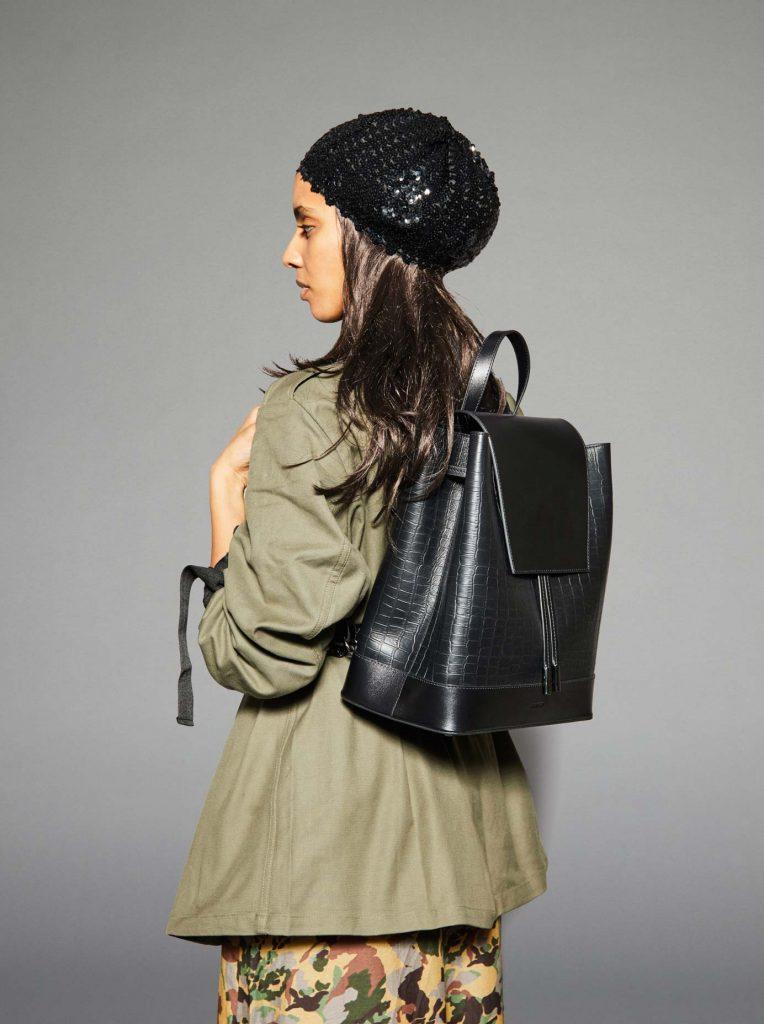 Soofre Backpack Tamara 2018 Campaign