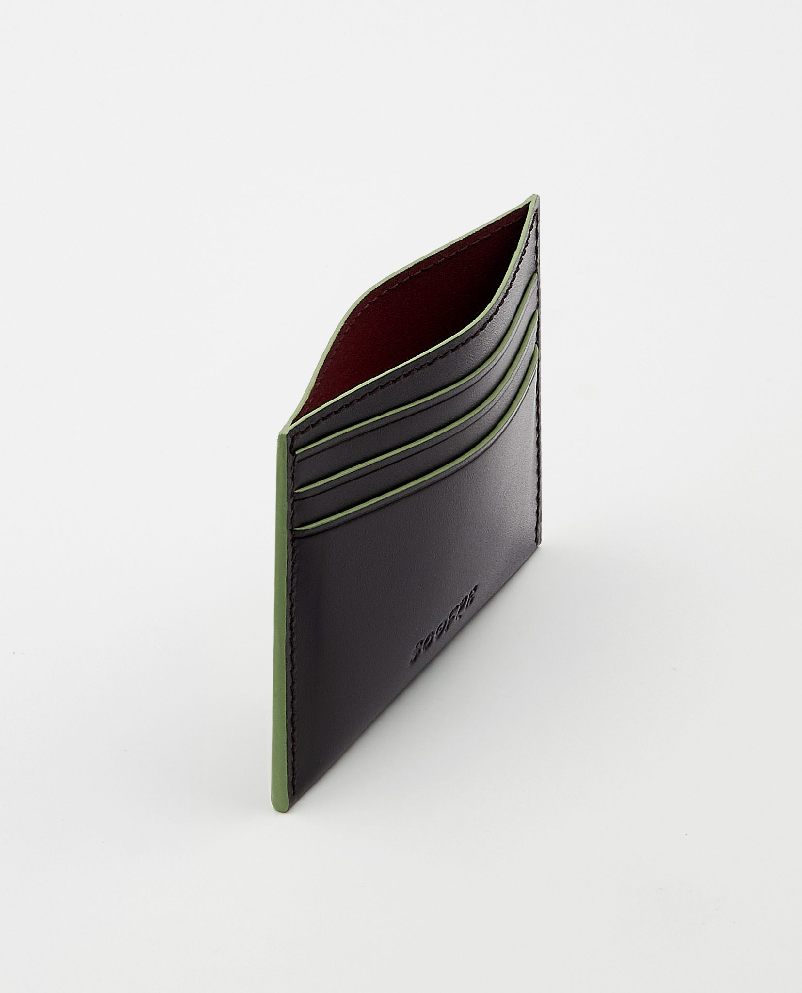 Soofre_Card-Holder_Burgundy-Khaki_2
