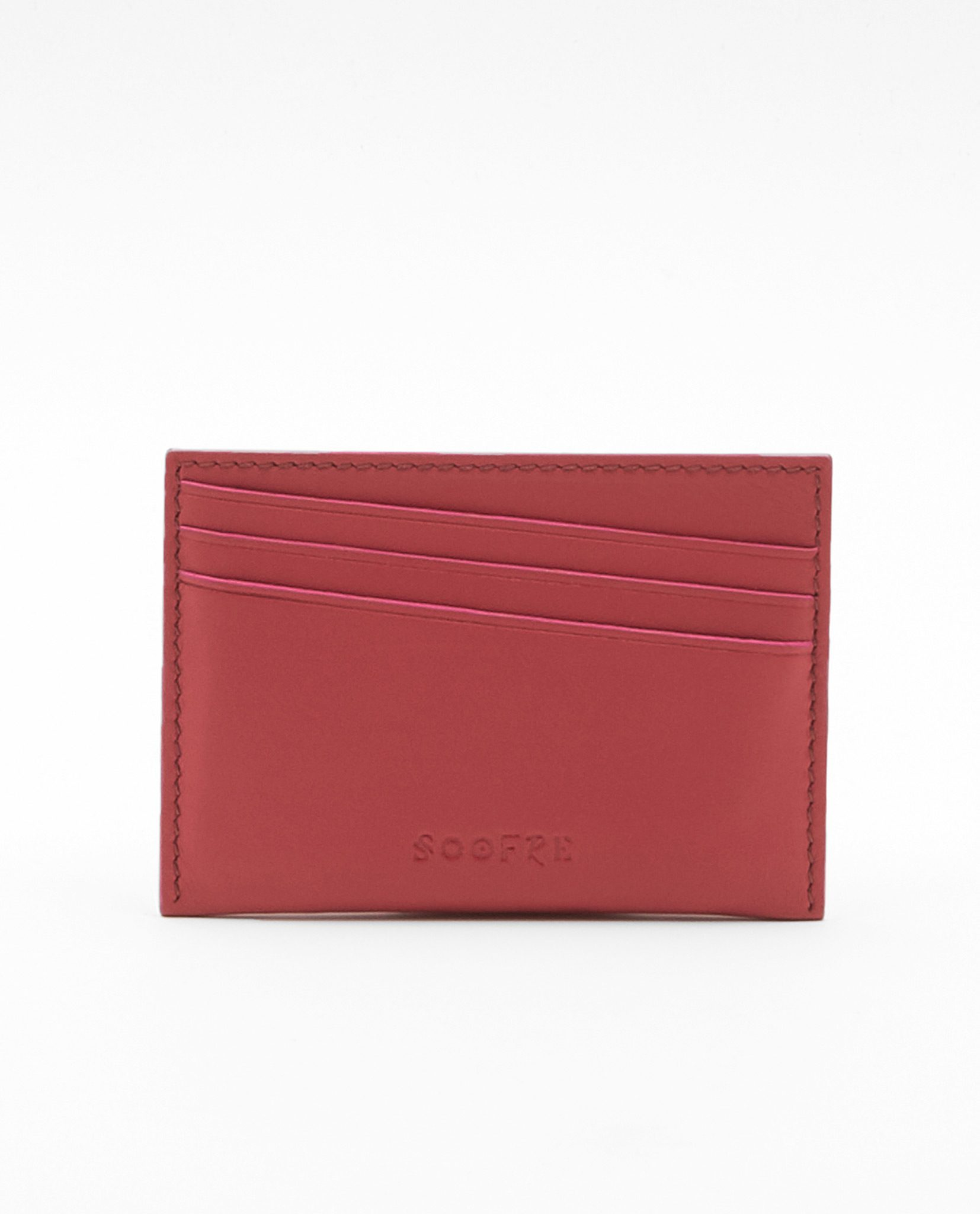 Soofre_Card-Holder_Coral-Fuchsia_3