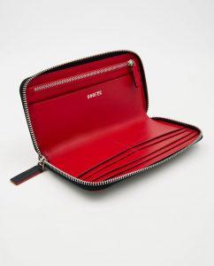 Soofre_Womens-Zip-Wallet-Croco-Black-Red_2