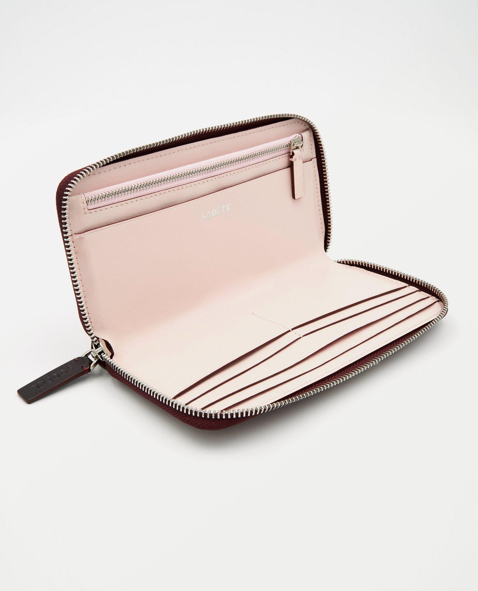 Soofre_Womens-Zip-Wallet-Croco-Burgundy-Blush_2