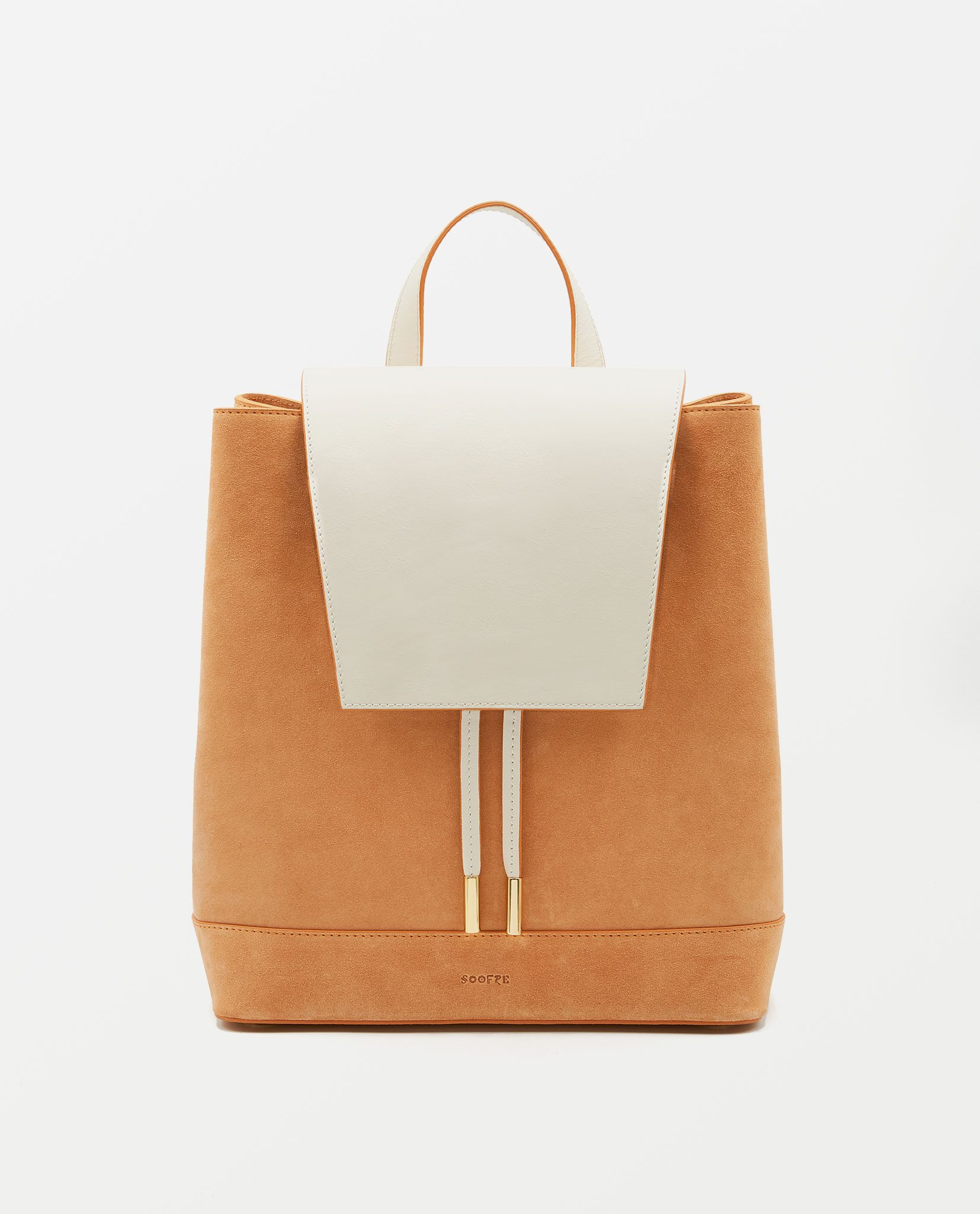 Soofre_Backpack_Apricot-Cream_1