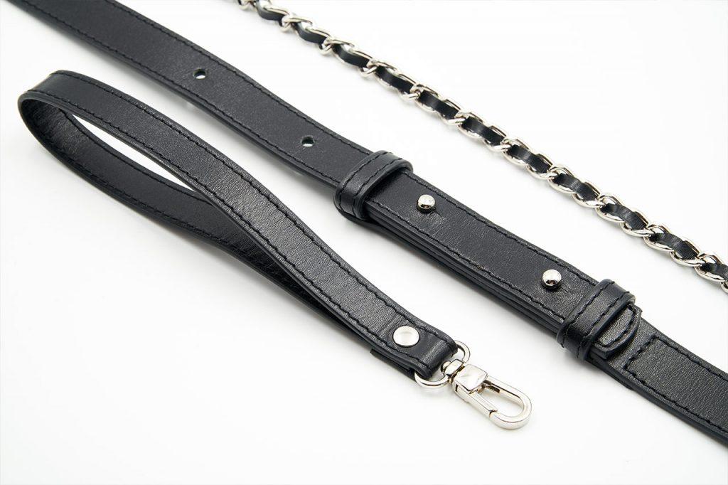 Soofre Clutch Shoulder Strap, woven Chain, Wrist Strap
