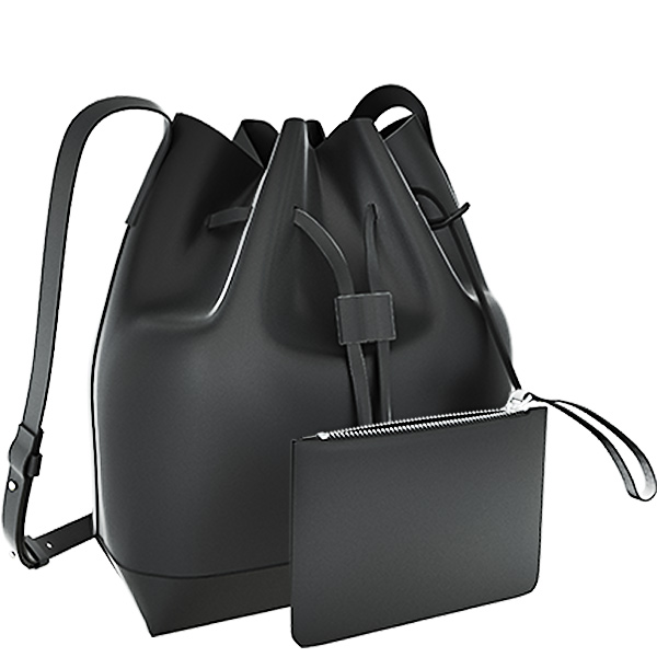 Soofre 3D Configurator fully customisable Bucket Bag Jeanne