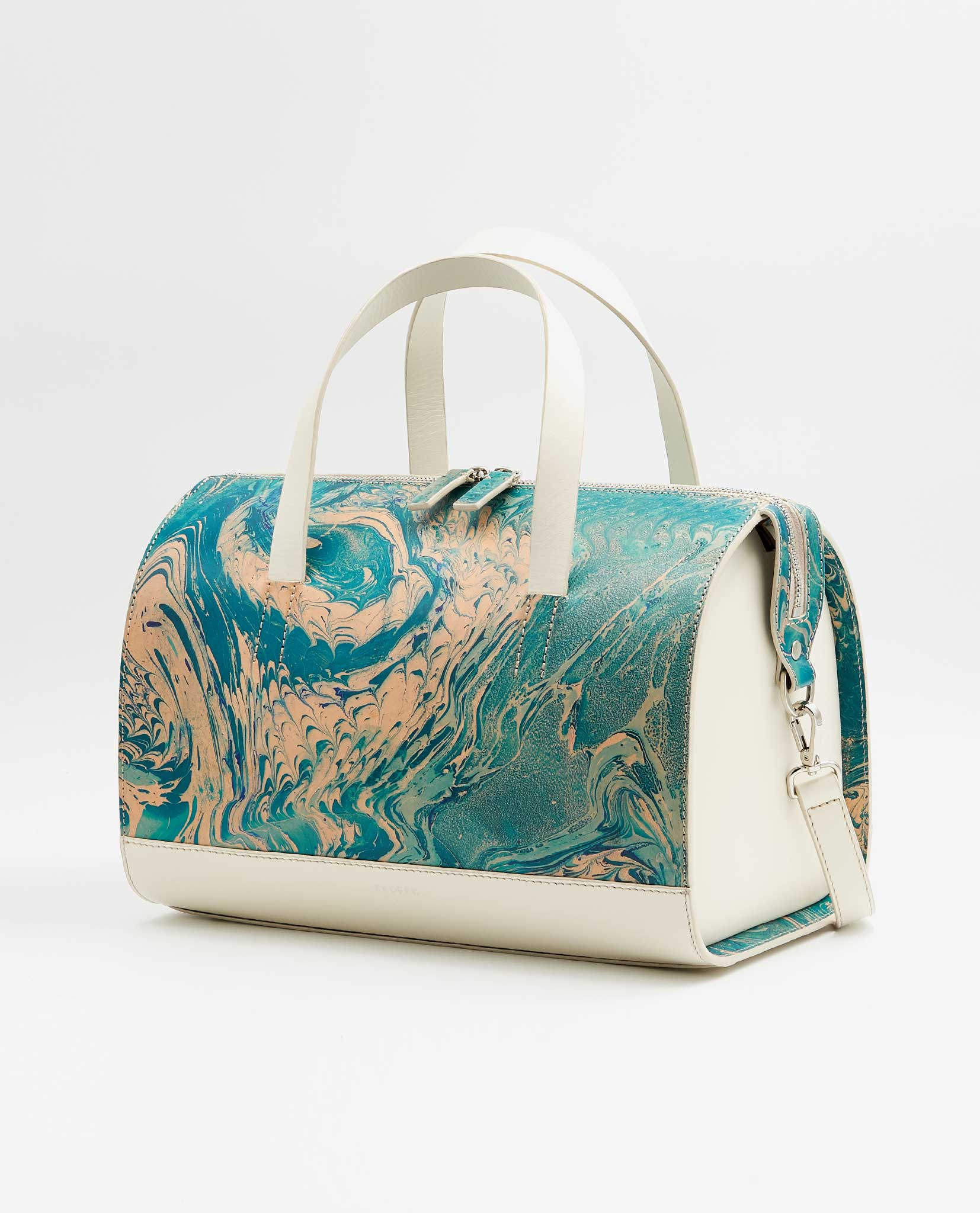 Marbled Tote