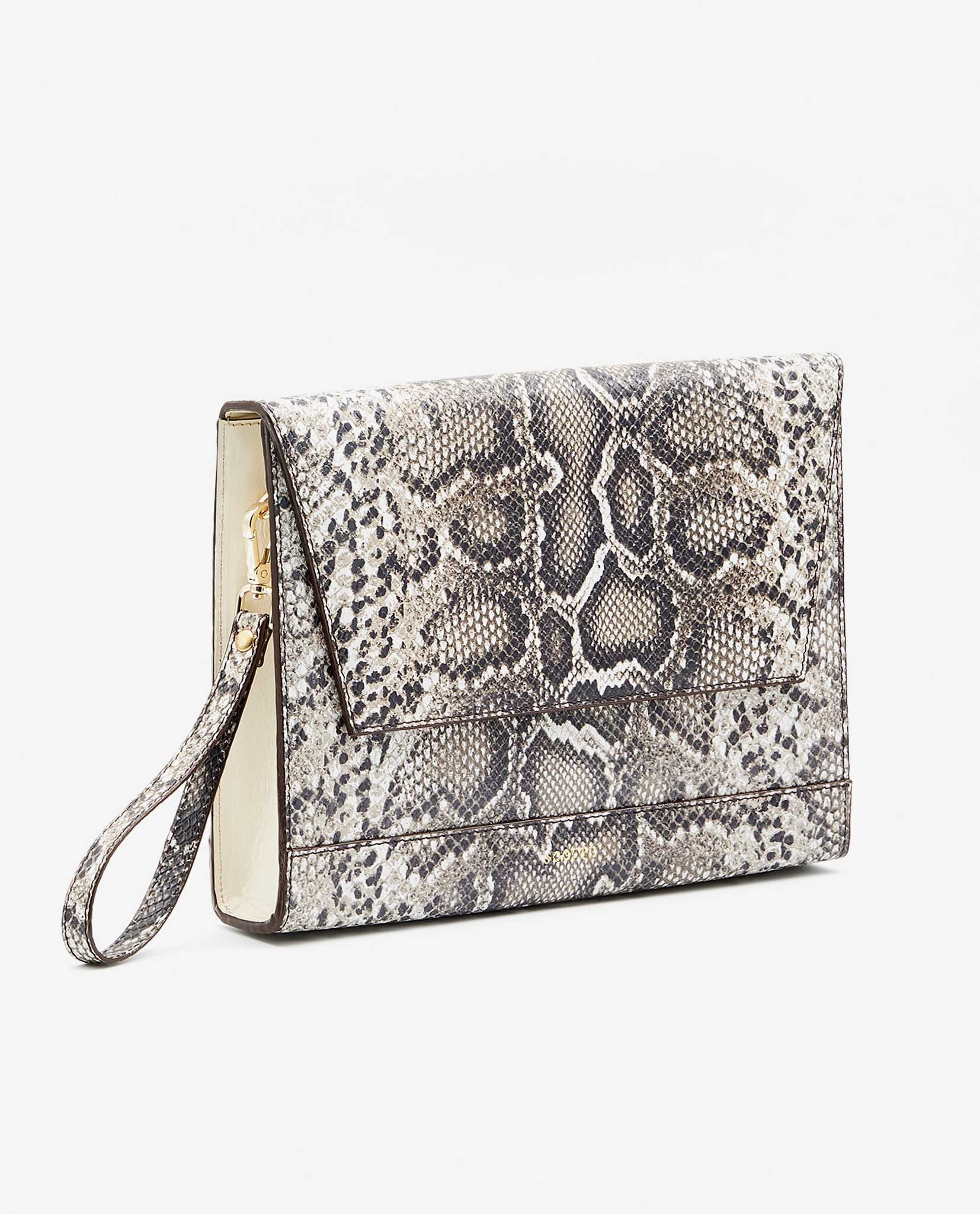 SOOFRE-Berlin-unique-Clutch-snake-brown-ivory-SIDES