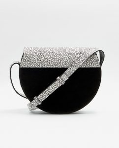 SOOFRE-Berlin-unique-Crossbody-Purse-mini-croco-white-black-BACK